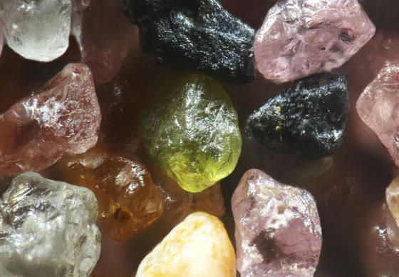 Mineralsand