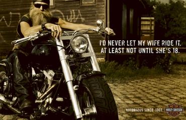 Harley_my_wife